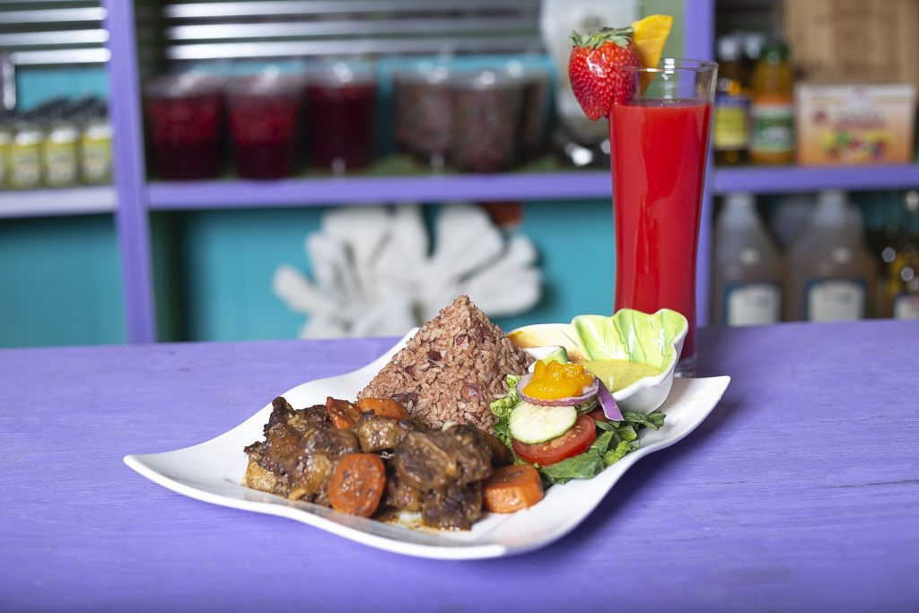 Island Flavors and Tings Oxtails Jamaican Gulfport FL St Pete