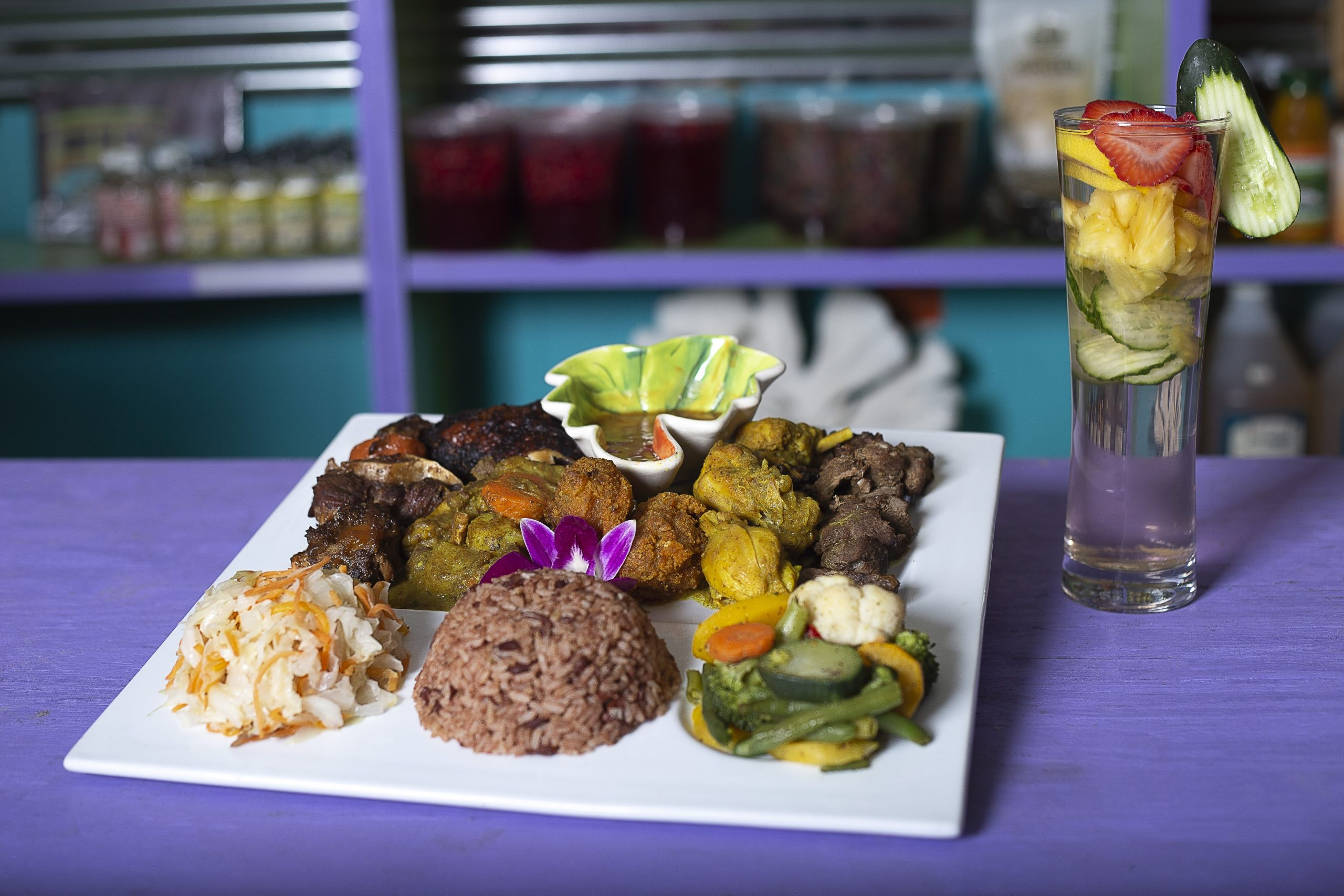 Taste of Jamaican Island Flavors and Tings Gulfport FL